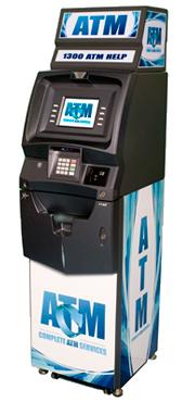 buying an atm machine