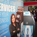 ATMs for trade shows