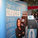 complete atm services trade show signage