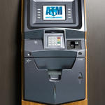 wall mounted ATM front