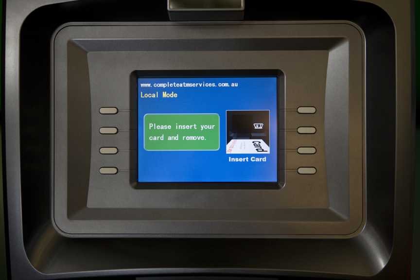 Atm Screen Images Complete Atm Services